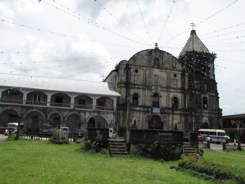 Tayabas Philippines  city photo : Church of Tayabas, Tayabas, Quezon, Philippines Wikimedia ...