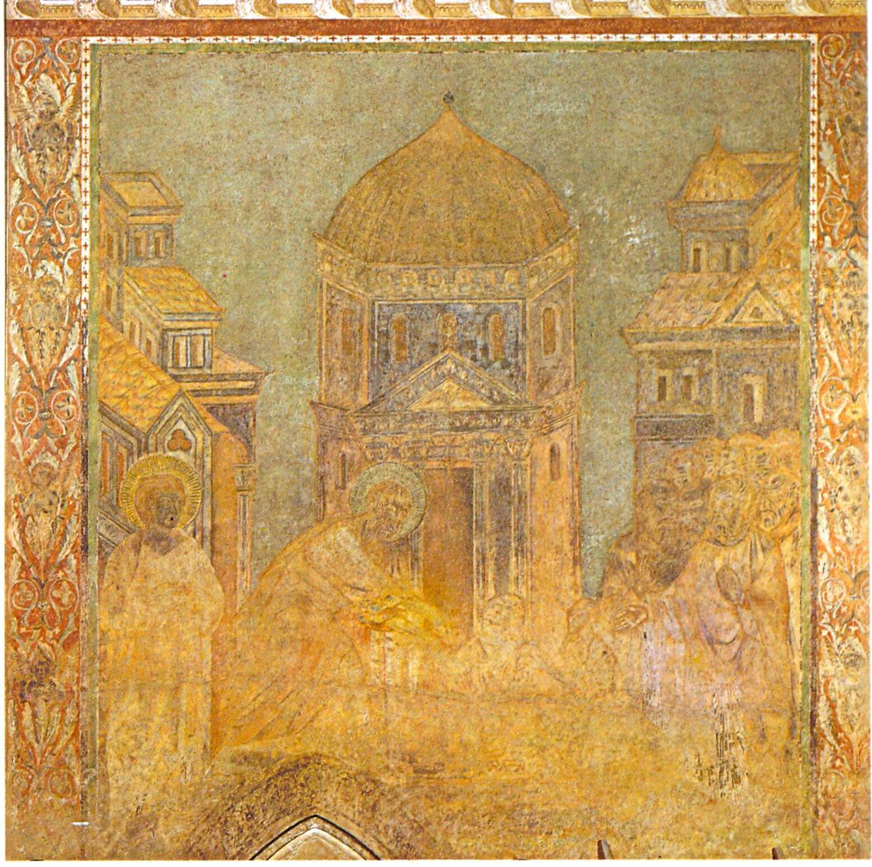 San Pietro guarisce lo storpio