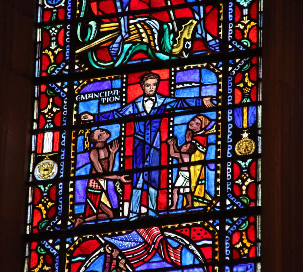 File Clerestory Window 09 War Memorial Chapel National