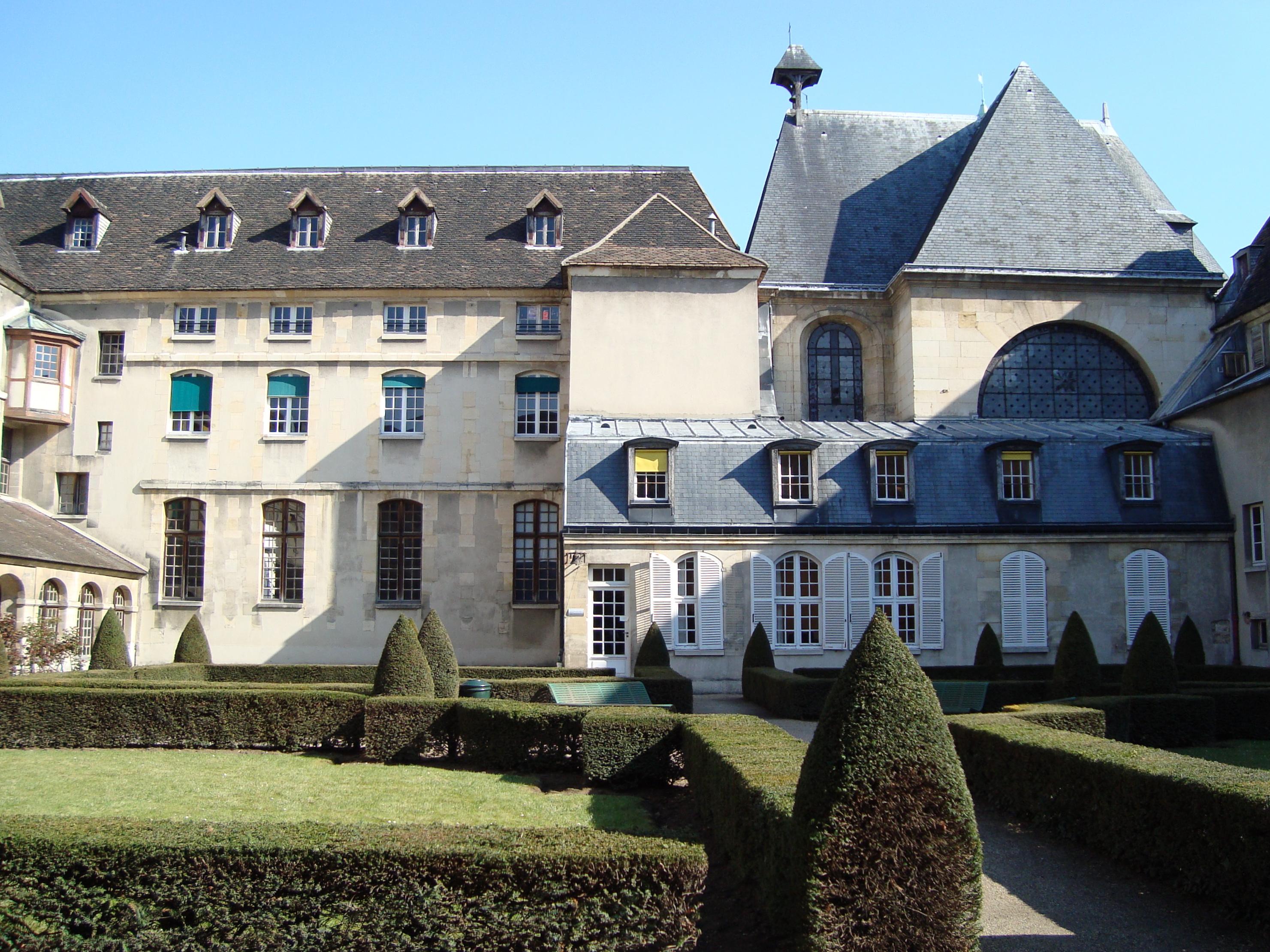 fichier cloitre de port royal paris cochin jpg wikip dia On artisanat monastique paris port royal