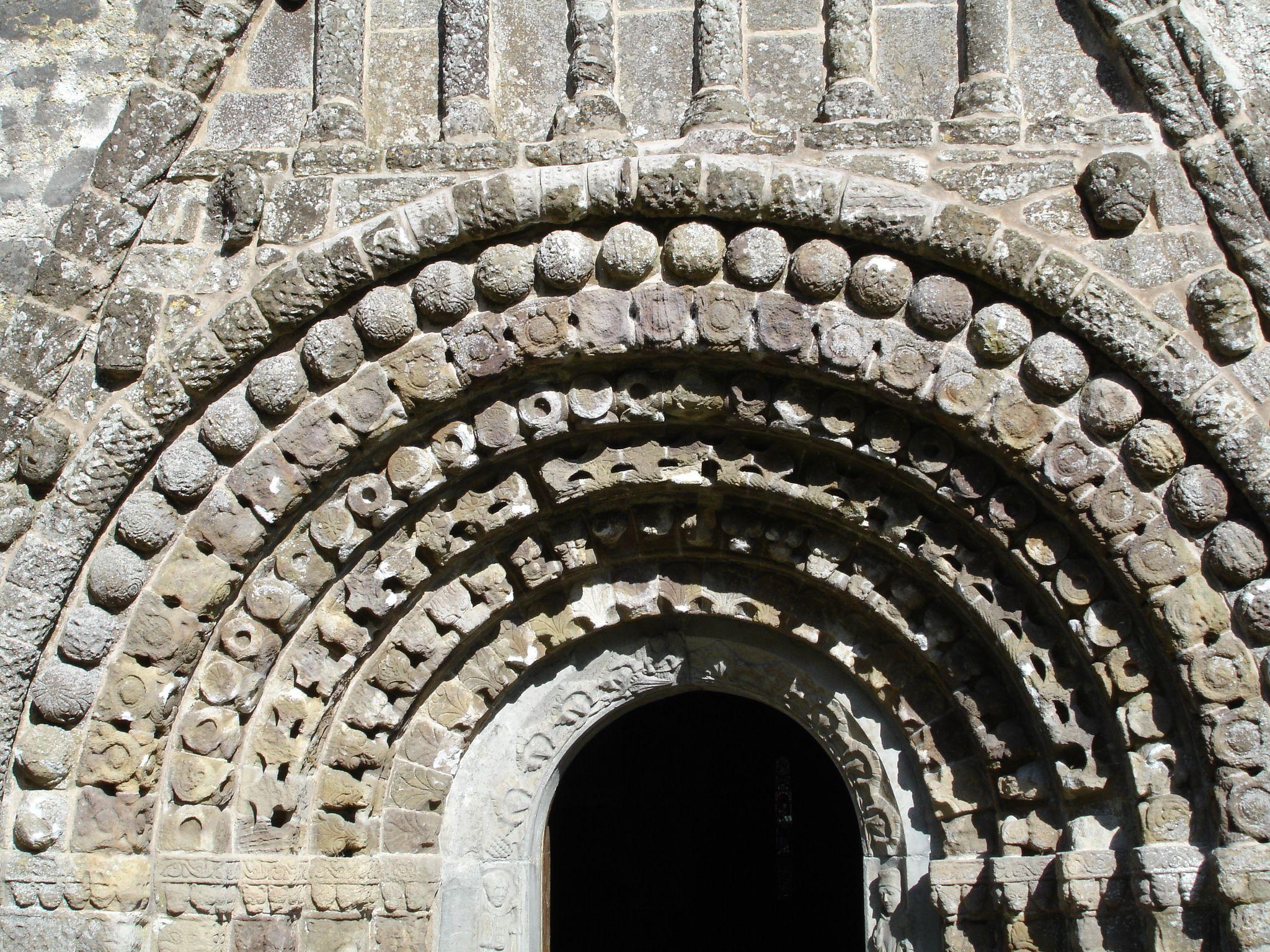 Clonfert Cathedral Ireland File:clonfert Cathedral Portal