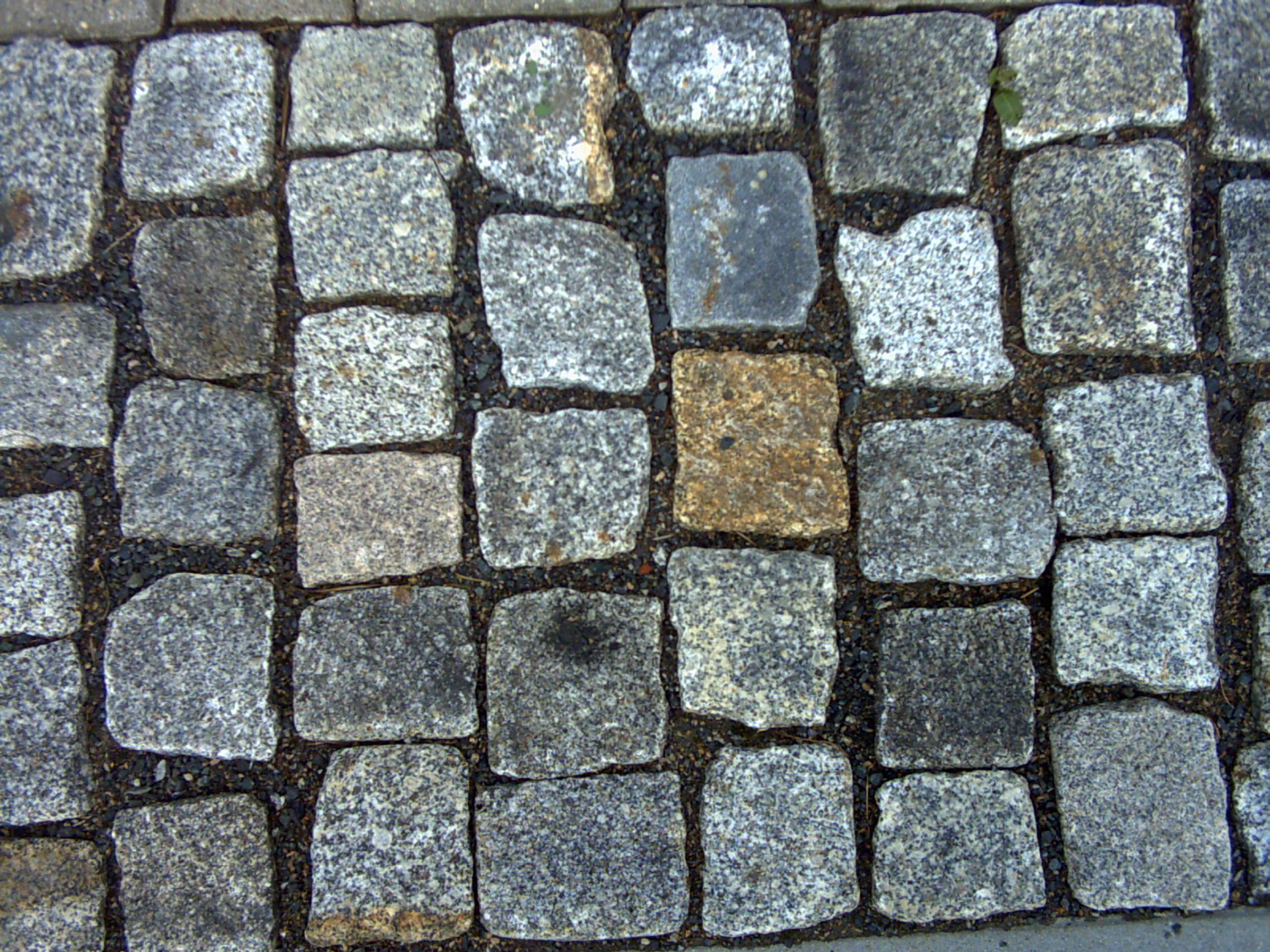 Relativ Pflaster (Bodenbelag) – Wikipedia OW02