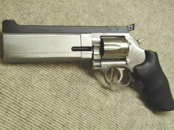 Dan Wesson 357