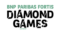 "Logo des Turniers ""BNP Paribas Fortis Diamond Games"""