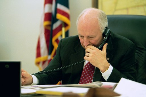 File:Dick Cheney at a desk.jpg
