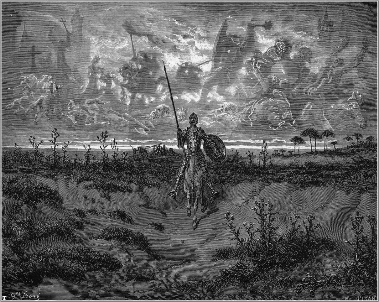 Ilustracja do wydania z 1863 roku