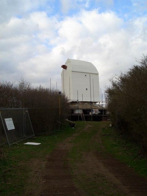 Windmills In Suffolk