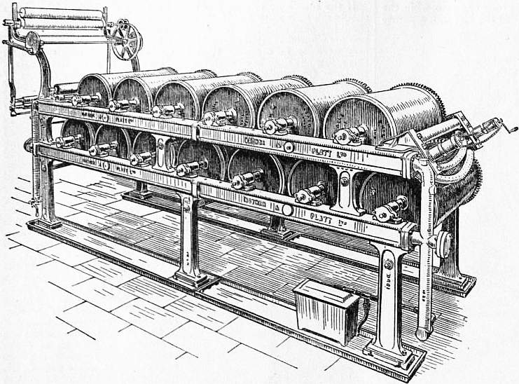EB1911 Bleaching - Fig. 8.—Mather & Platt's Horizontal Drying Machine.jpg
