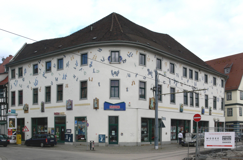 DASDIE Erfurt enkelt dans
