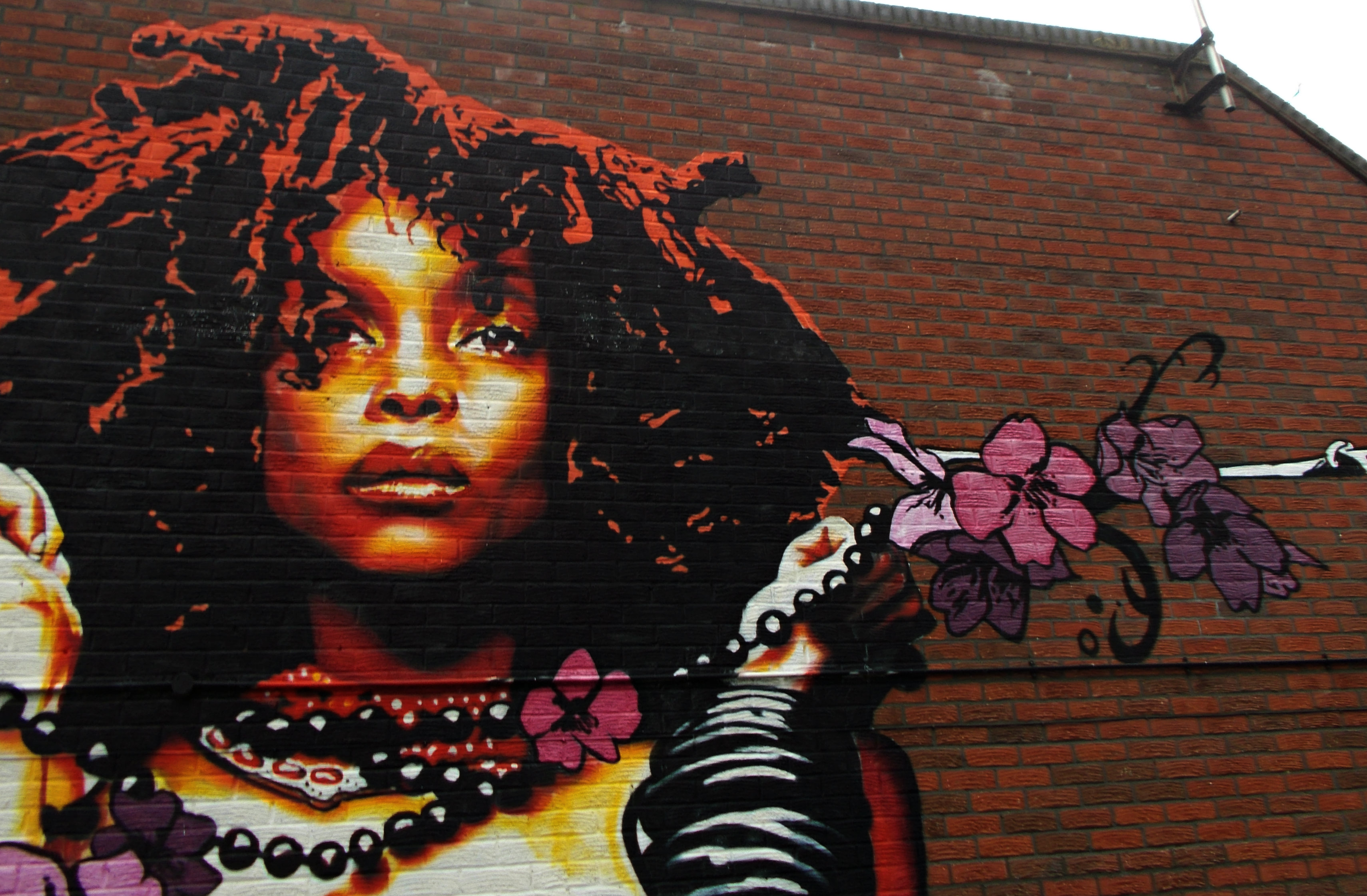 Image result for erykah painting