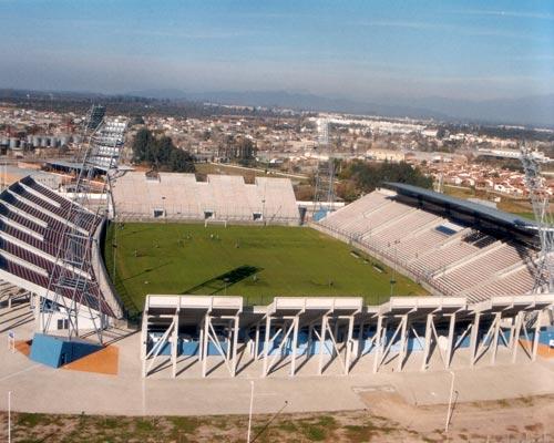 Depiction of Estadio Padre Ernesto Martearena