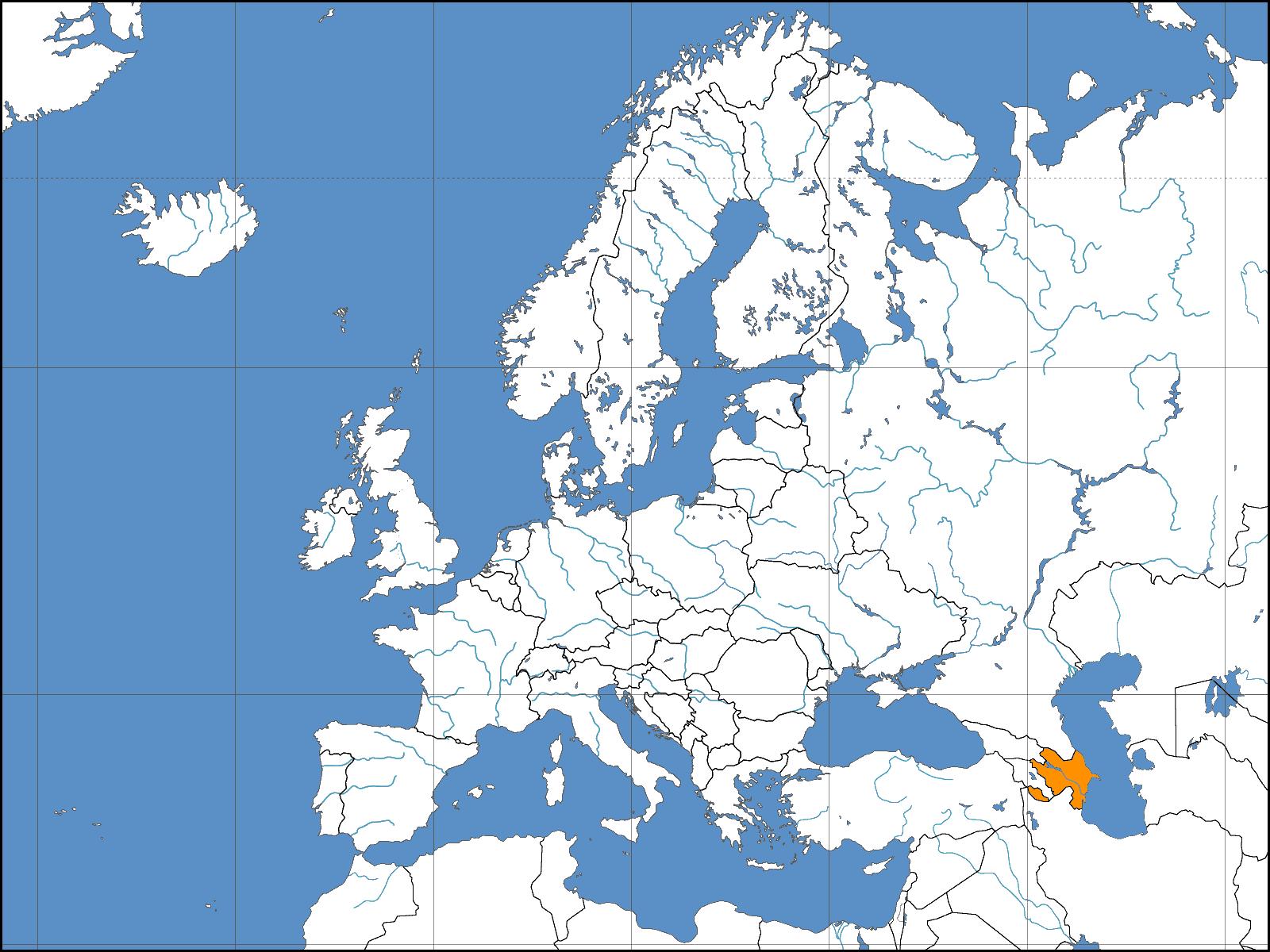 karta europa azerbaijan Atlas of Azerbaijan   Wikimedia Commons karta europa azerbaijan