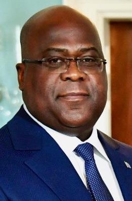 Jefe de estado de República Democrática del Congo