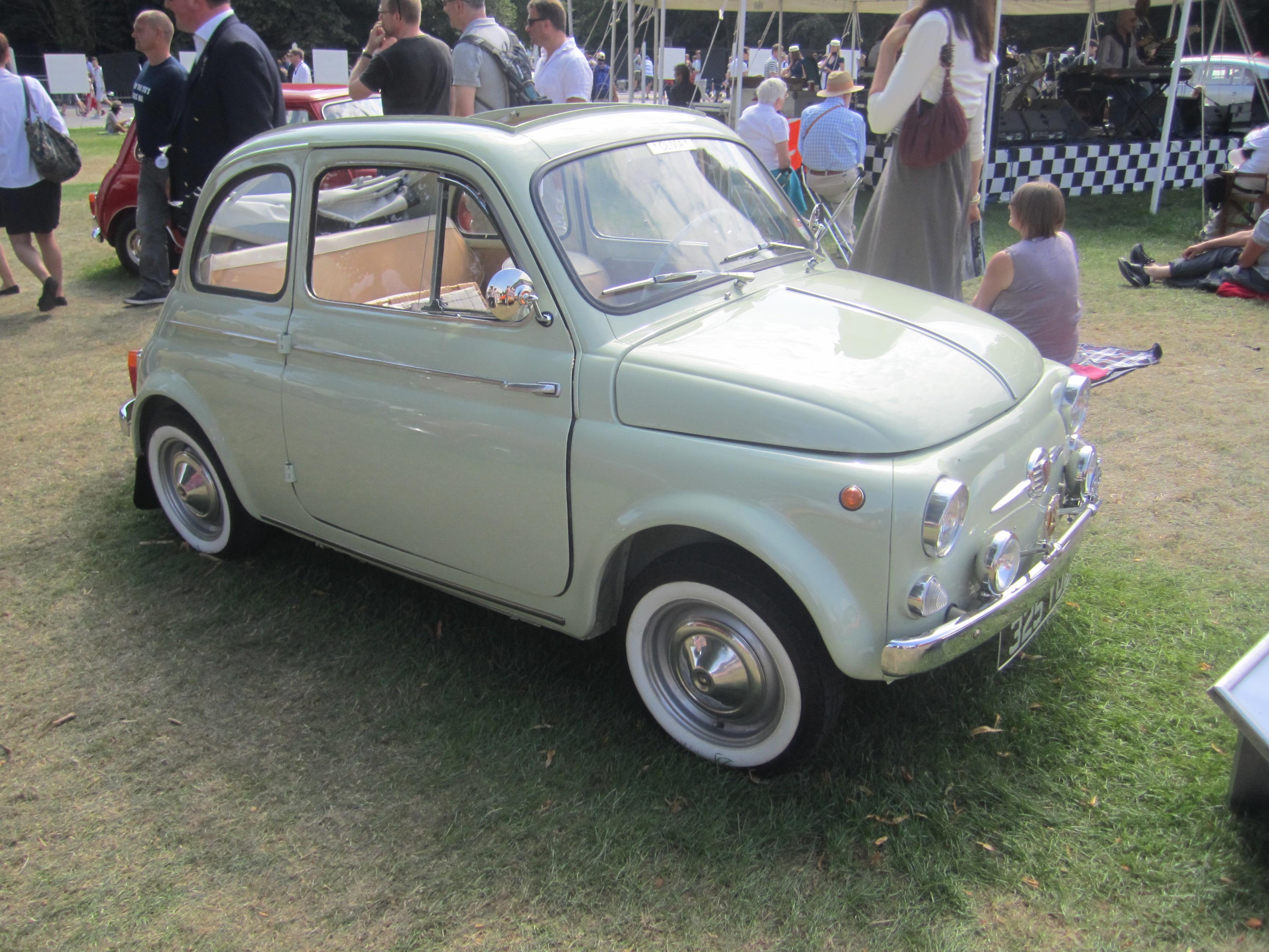 File Fiat 500 1960 Jpg Wikimedia Commons