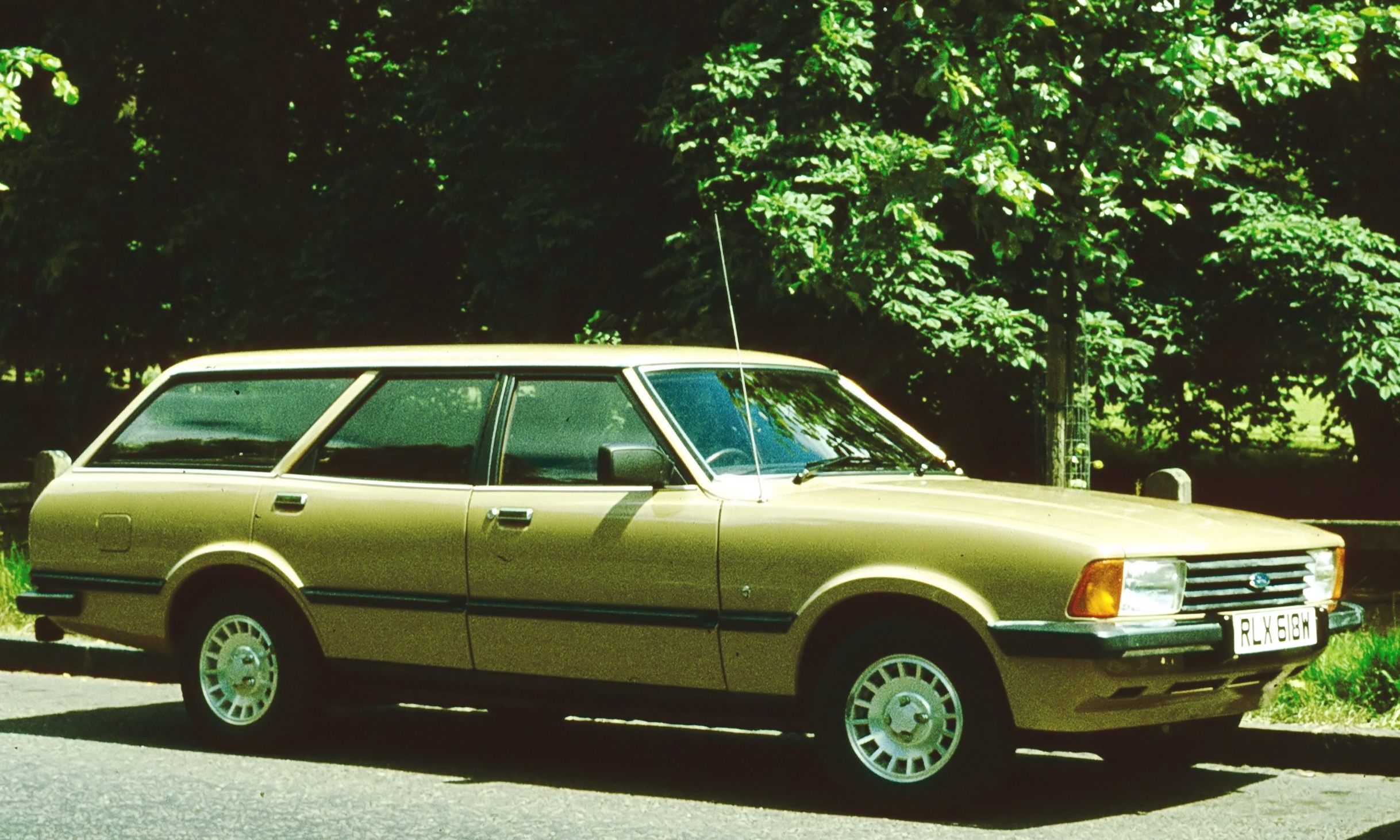 Audi 200 (Brown) - Bought this in 1985 and had it until 1992 - Real ...