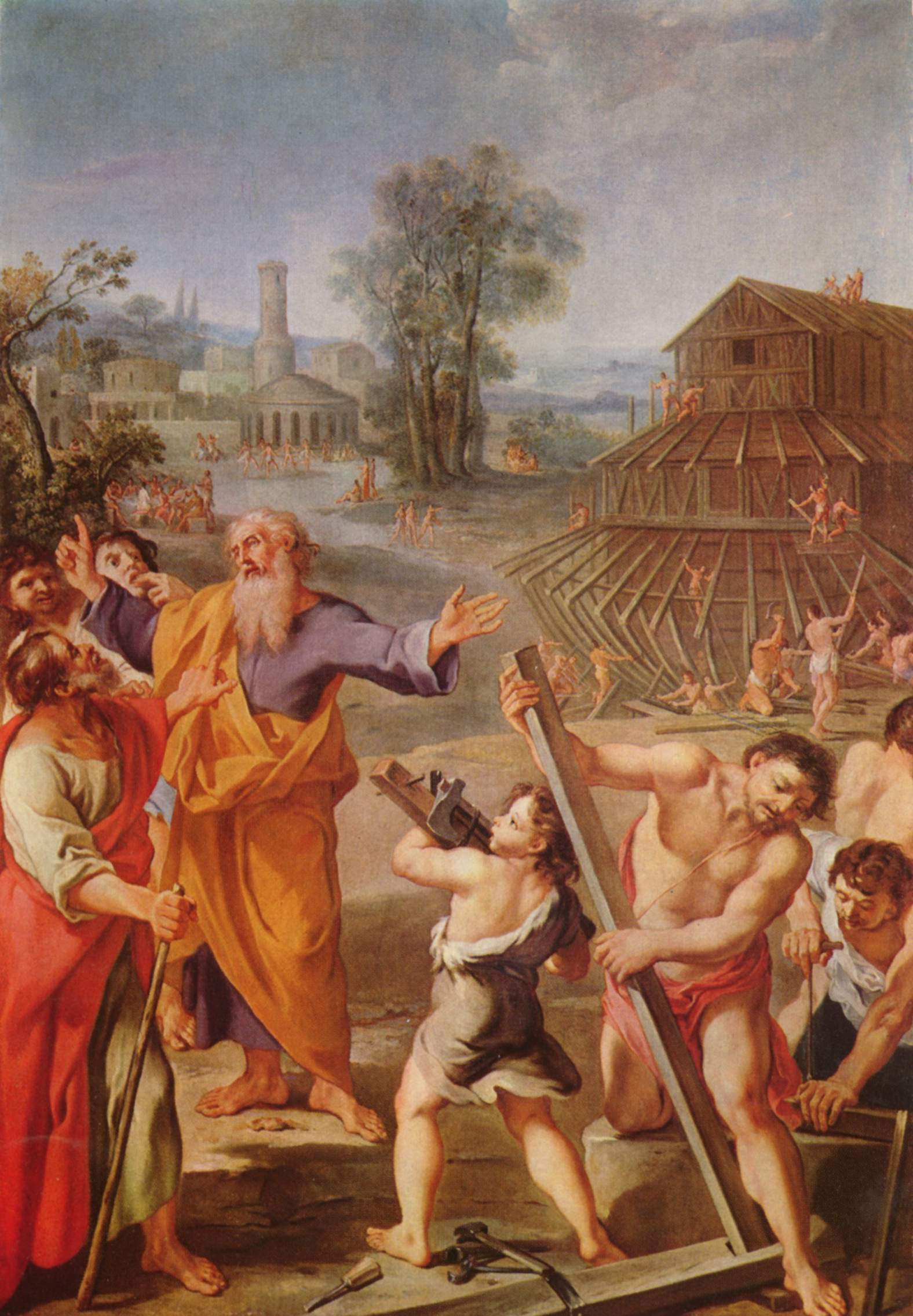 Noah, Franz�sischer Meister um 1675