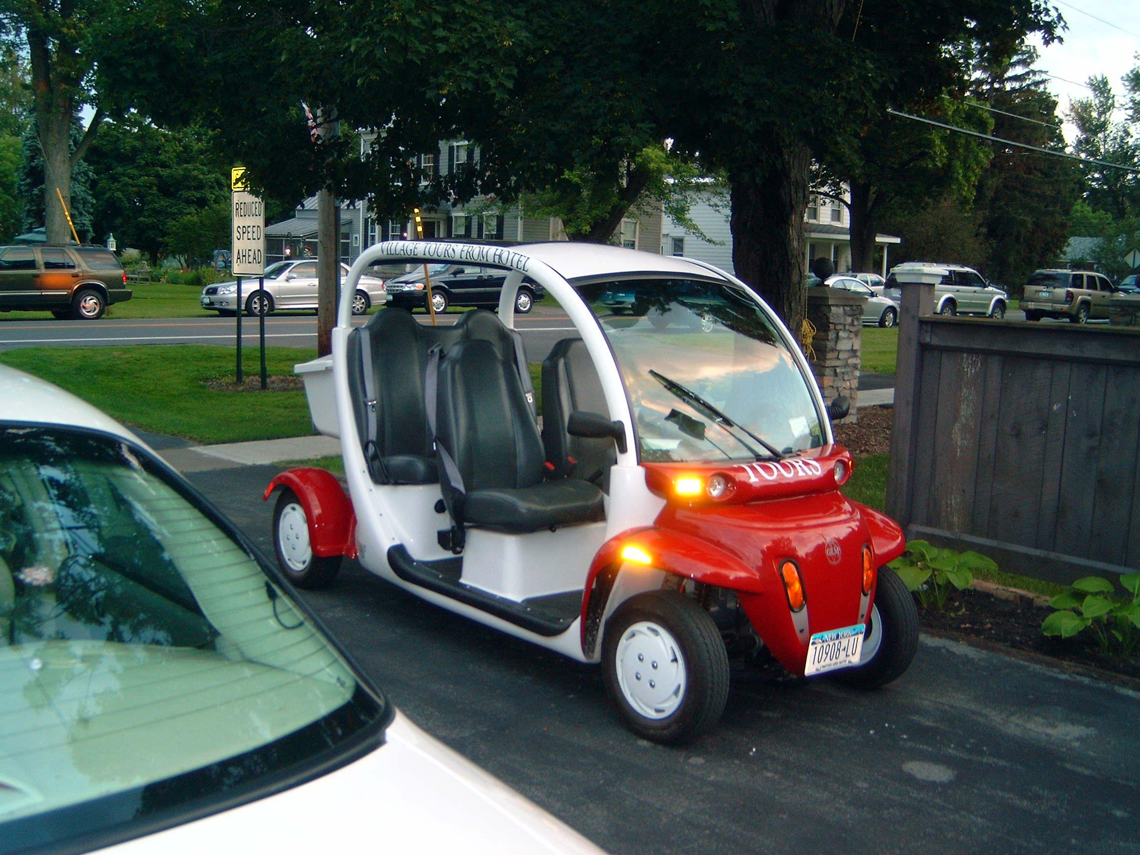 Gem E Electric Car Price