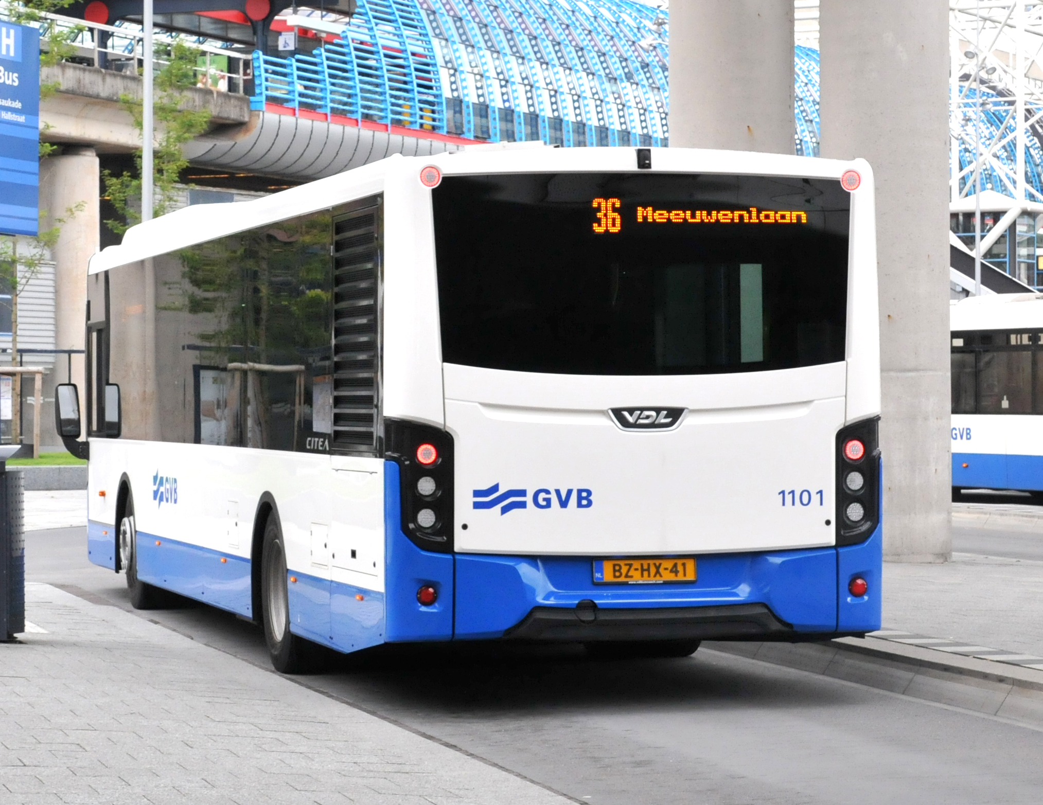 Amsterdam Airport Bus Tours