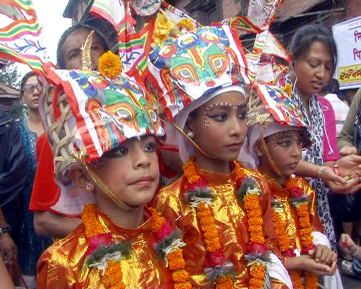 essay on festivals of nepal