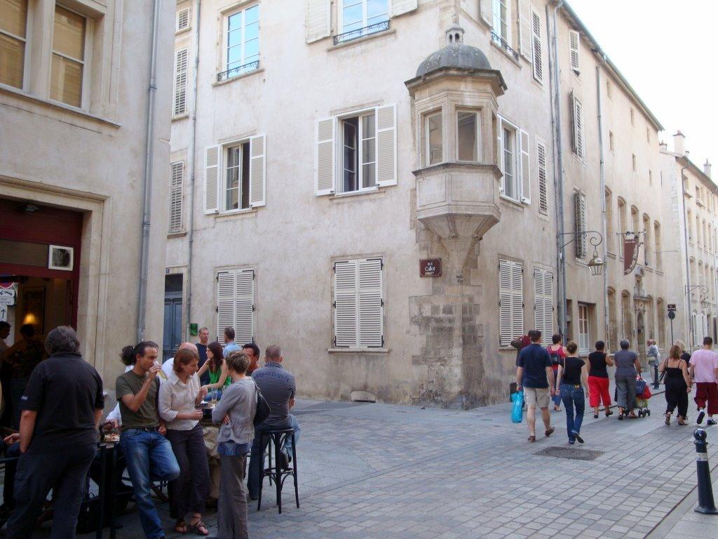 Grande rue nancy wikip dia for Rue catherine opalinska nancy