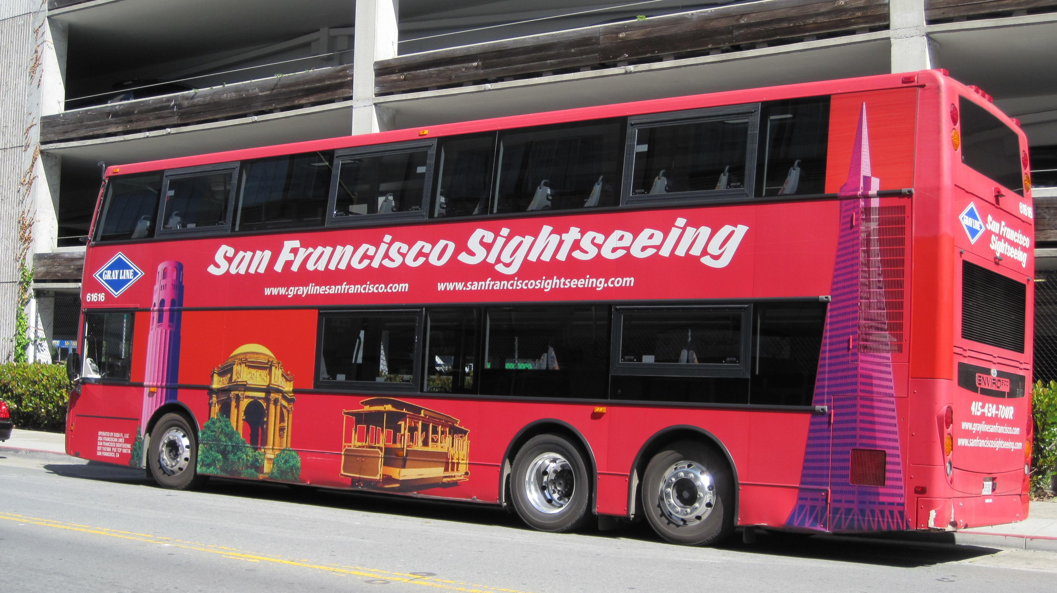 Tour Bus San Francisco To Las Vegas