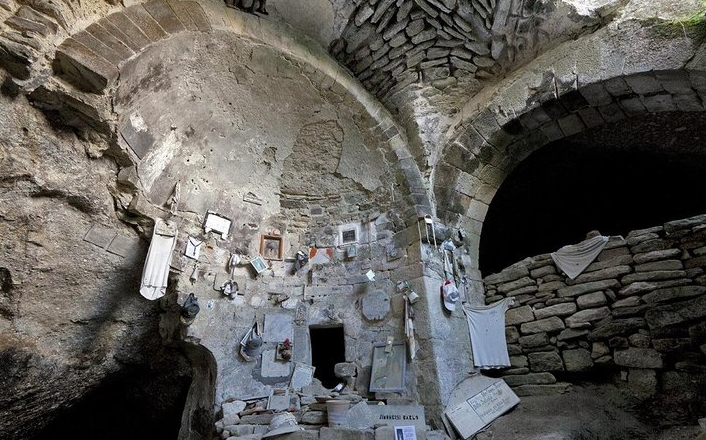 Grotta di San Mamiliano o Grotta del Santo