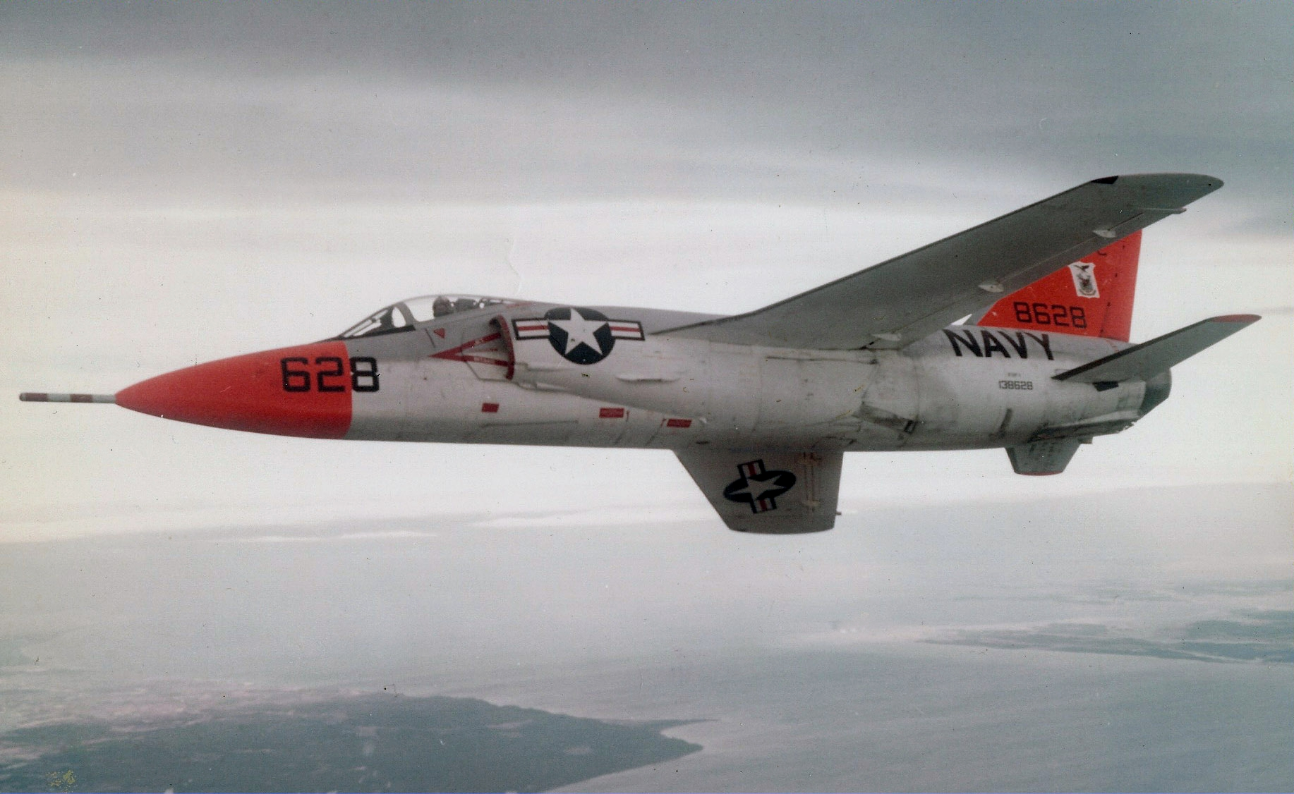 File:Grumman F11F-1 Tiger in flight c1950s.jpg - Wikimedia ...