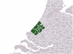 Haaglanden former city region