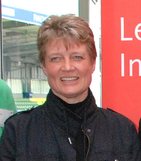 Hannelore Brenner Paralympian dressage equestrian athlete