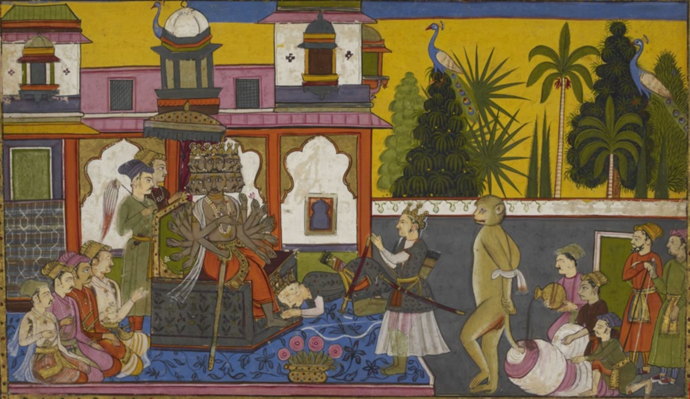 Image result for ramayana