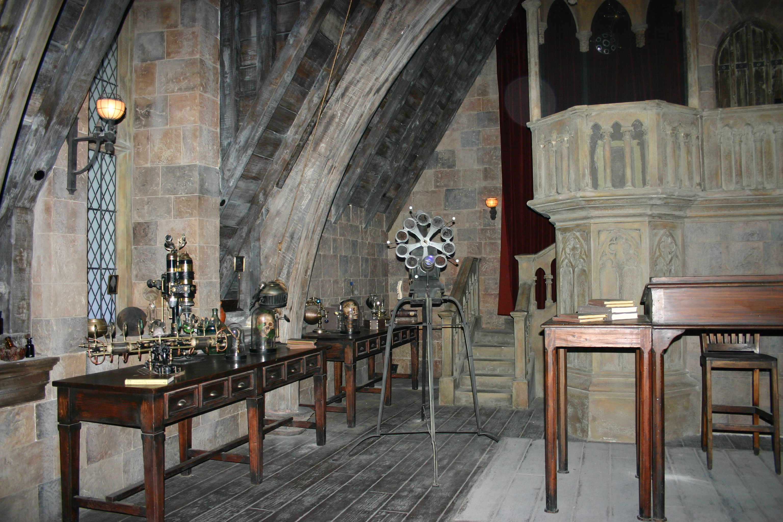 Hogwarts Escape Room