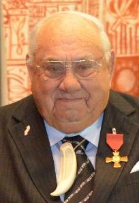 Māori navigator and ship builder