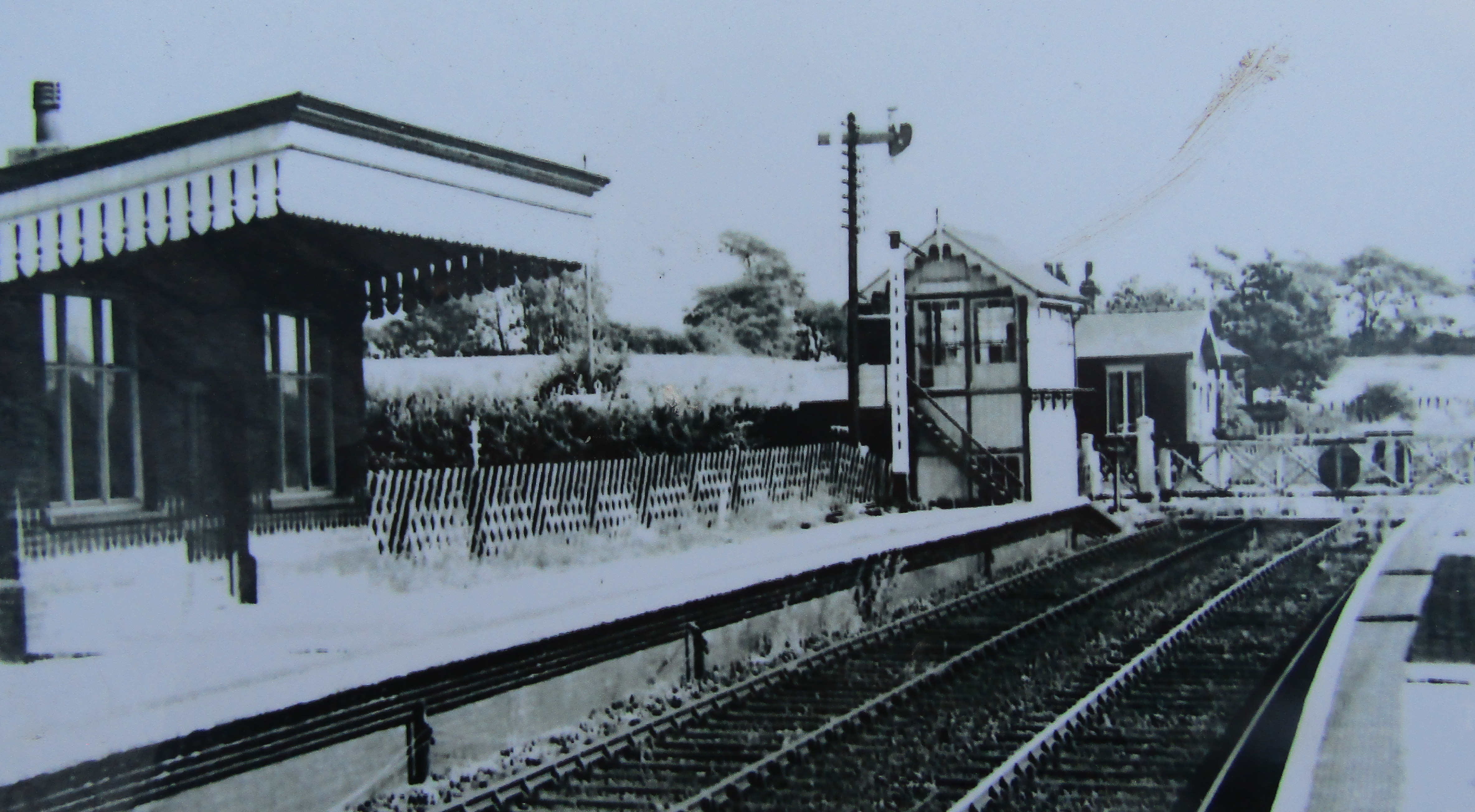 Great Eastern. Wells Railway Station Photo Holkham and Walsingham Lines 7