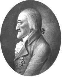 Johann Amadeus von Thugut Austrian noble