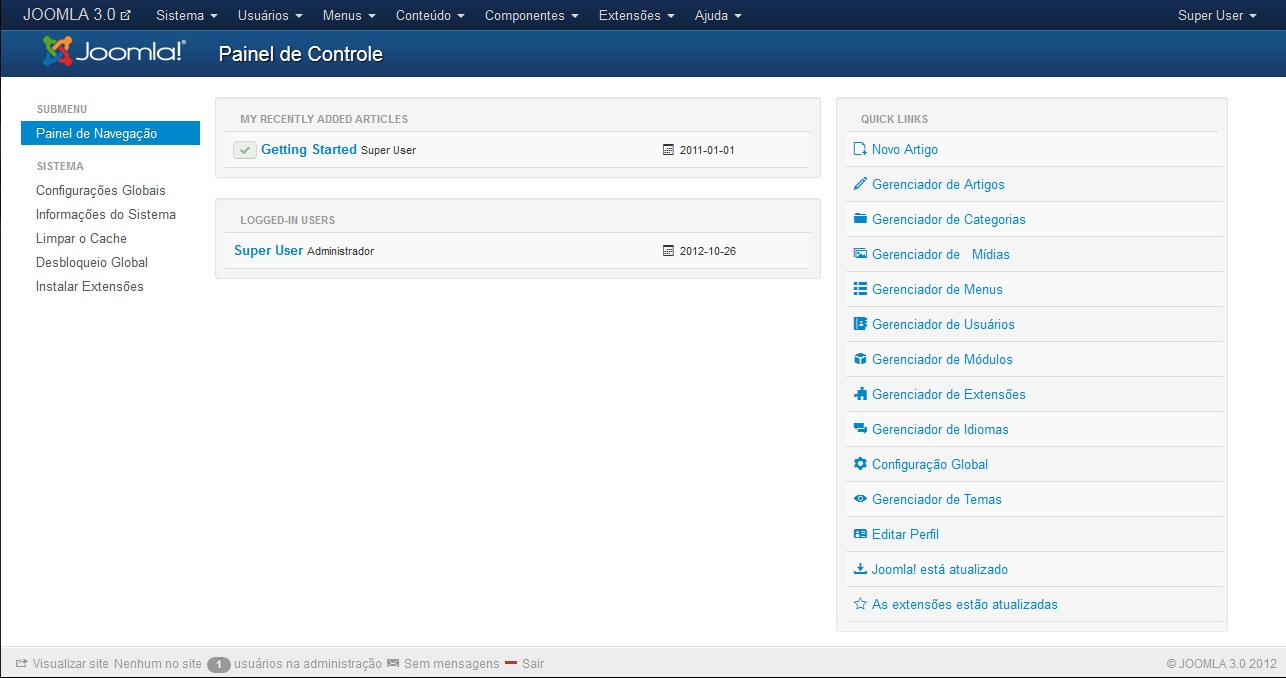 Joomla wikip dia a enciclop dia livre for Joomla backend templates