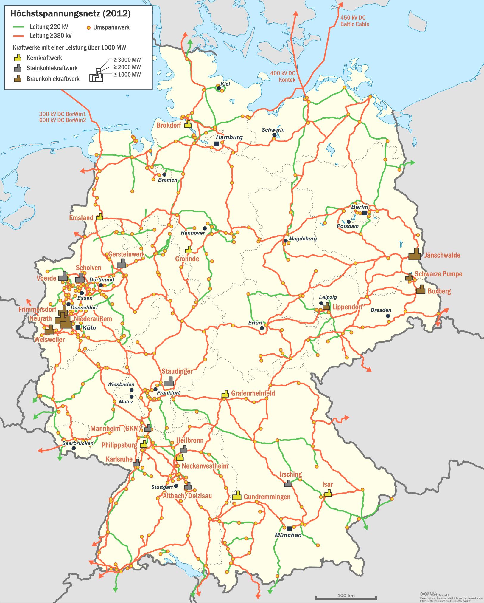 Datei:Karte Höchstspannungsnetz Deutschland.png – Wikipedia