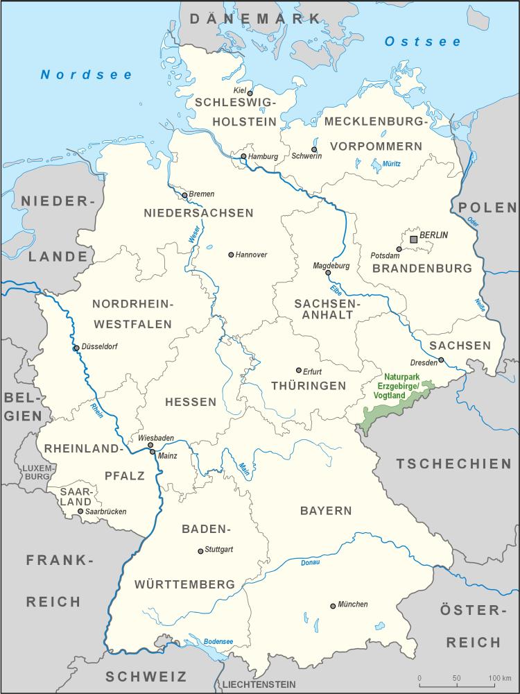 Single party vogtland