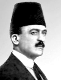 خليل السكاكيني من أعلام النهضة الأدبية العربية في فلسطين.