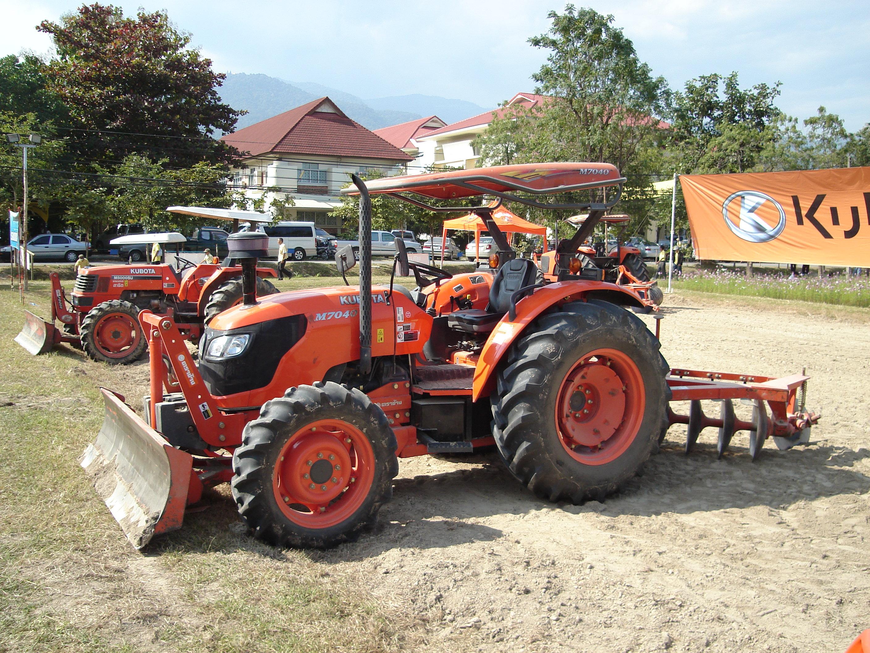 Dating kubota tractors