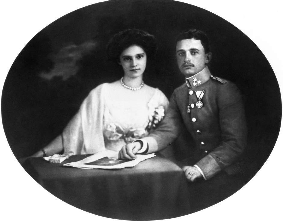Zita a bl. Karel I.