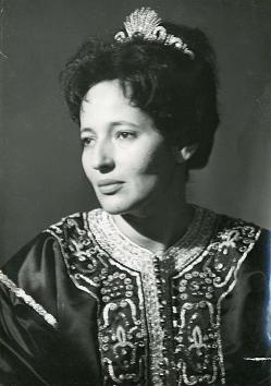 Princess Lalla Aicha of Morocco