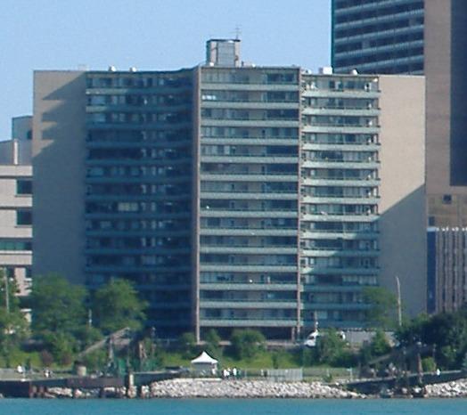 Windsor House Apartments: File:LeGoyeau Apartments, Windsor, ON Cropped.jpg