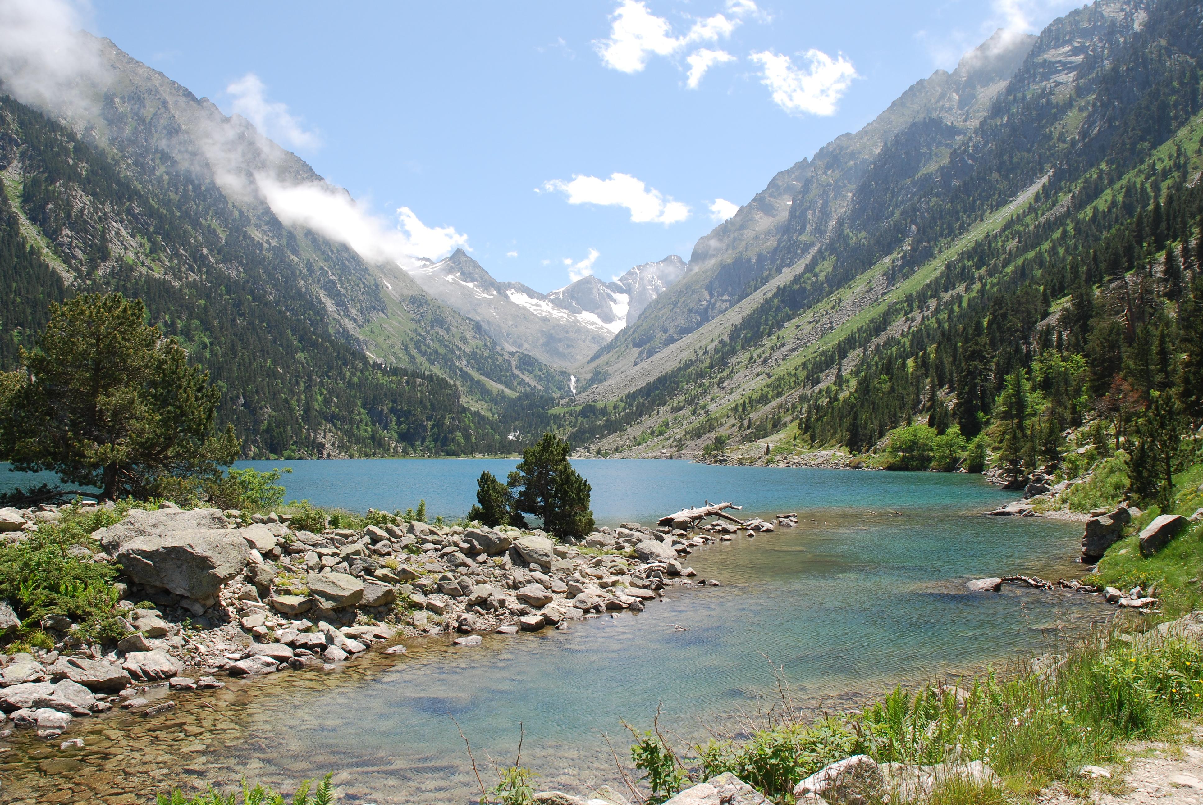 Image gallery le lac - Lac de gaube ...