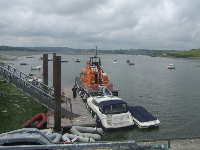 Lifeboat jetty at Courtmacsherry - geograph.org.uk - 1372311