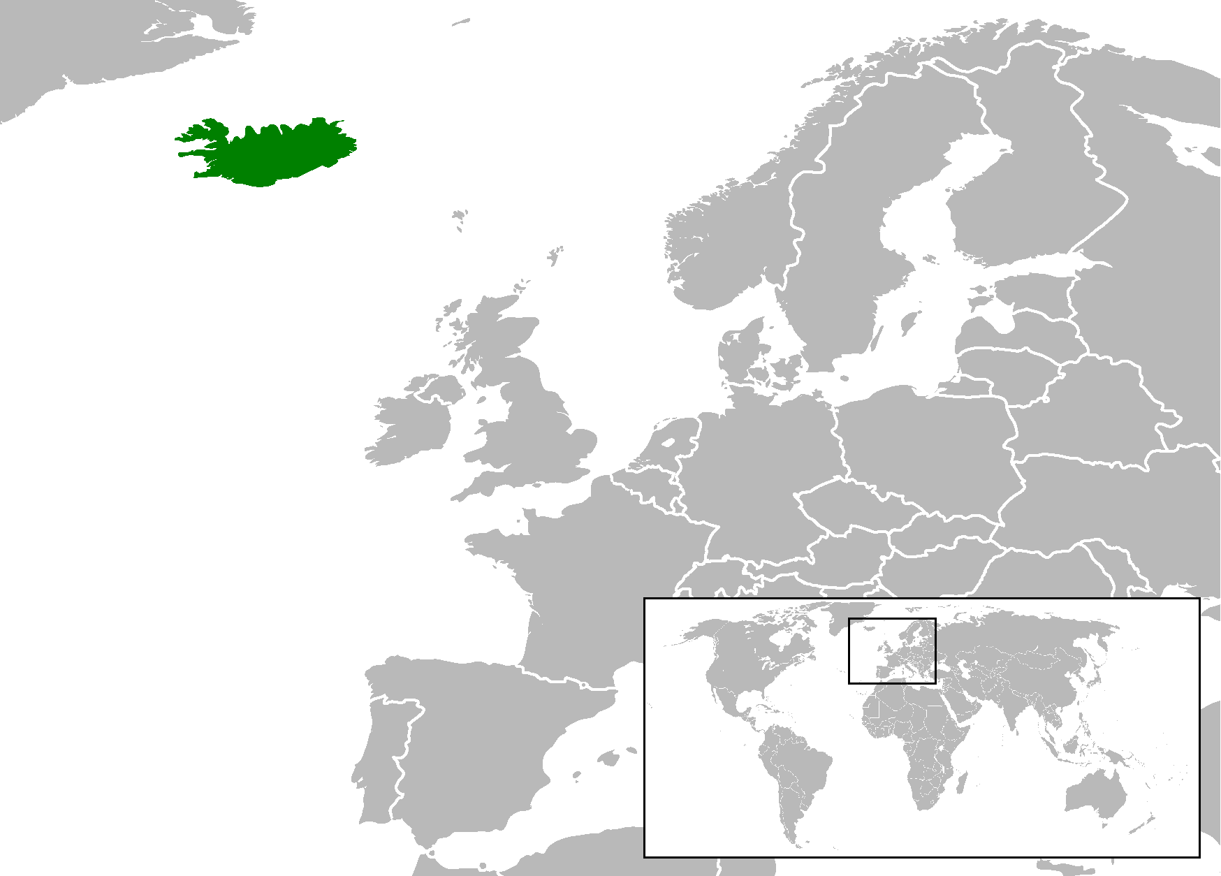 location of iceland in world map #1, block diagram, location of iceland in world map