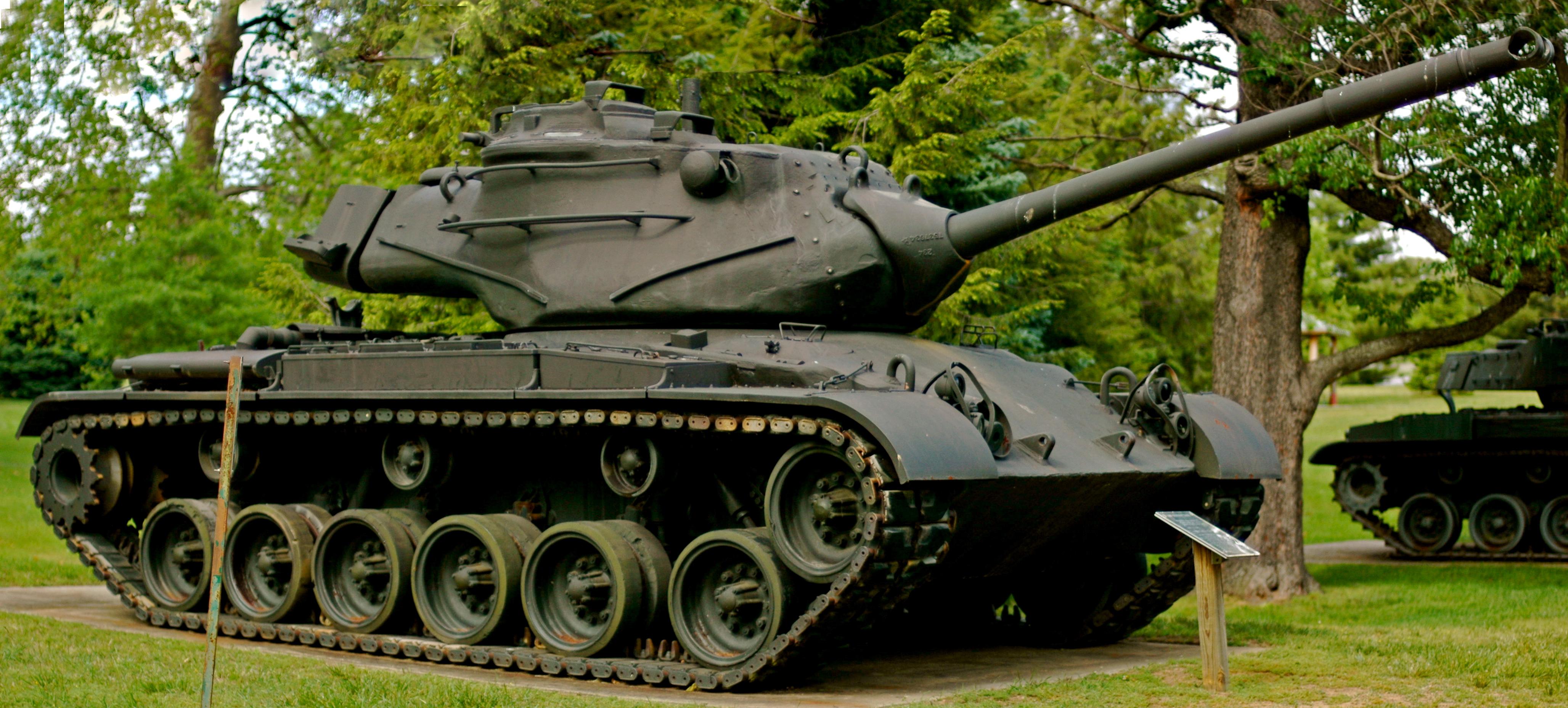 M47 (Kampfpanzer) – Wikipedia