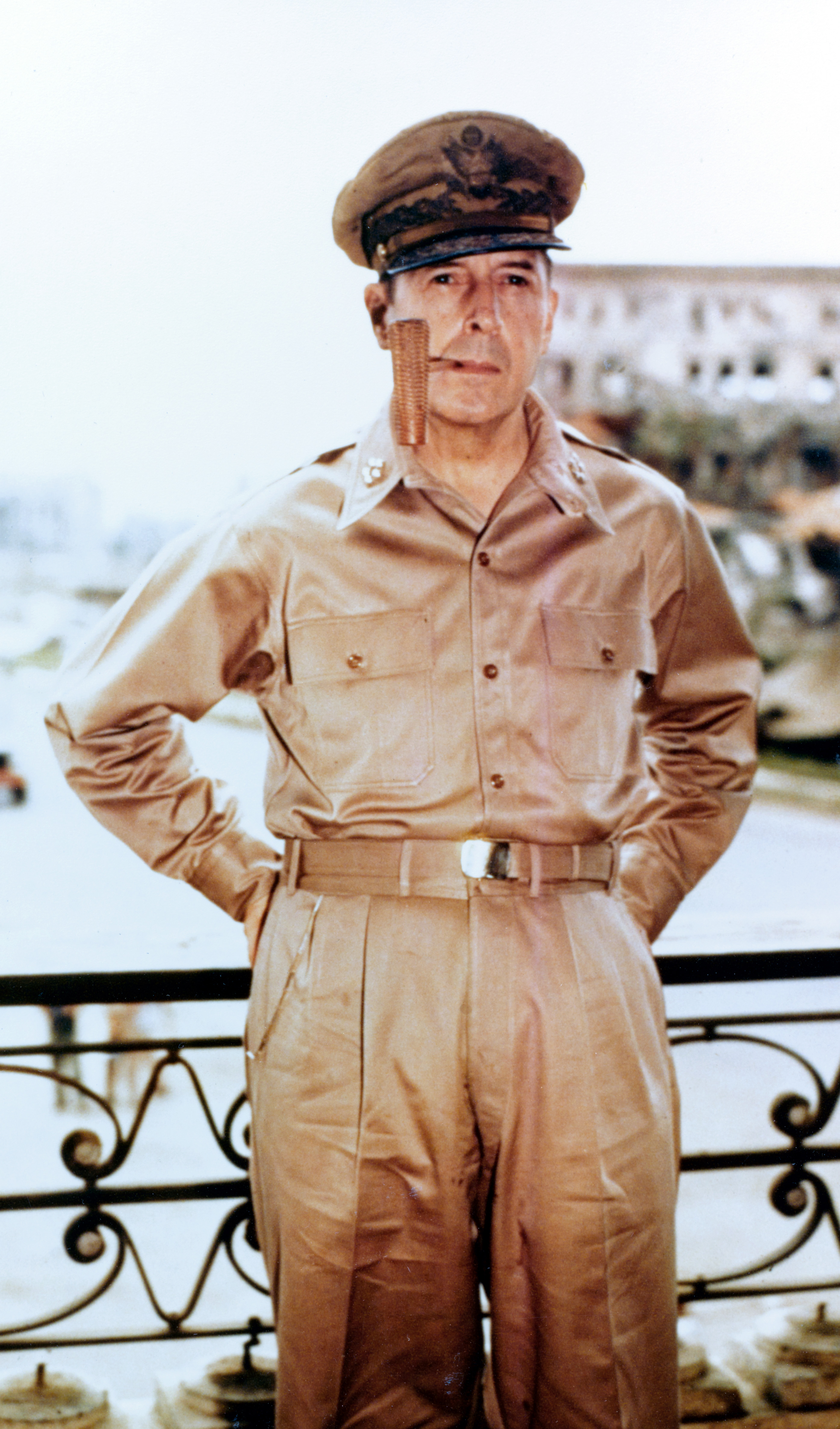 Photo of Douglas MacArthur