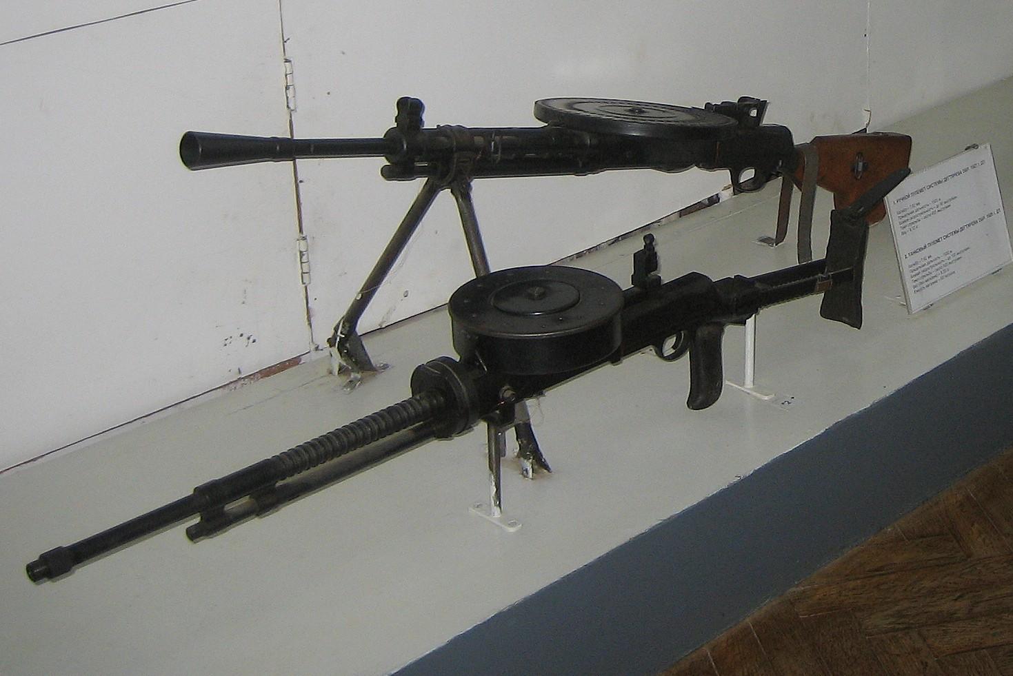 Пулемет дегтярева из дерева своими руками