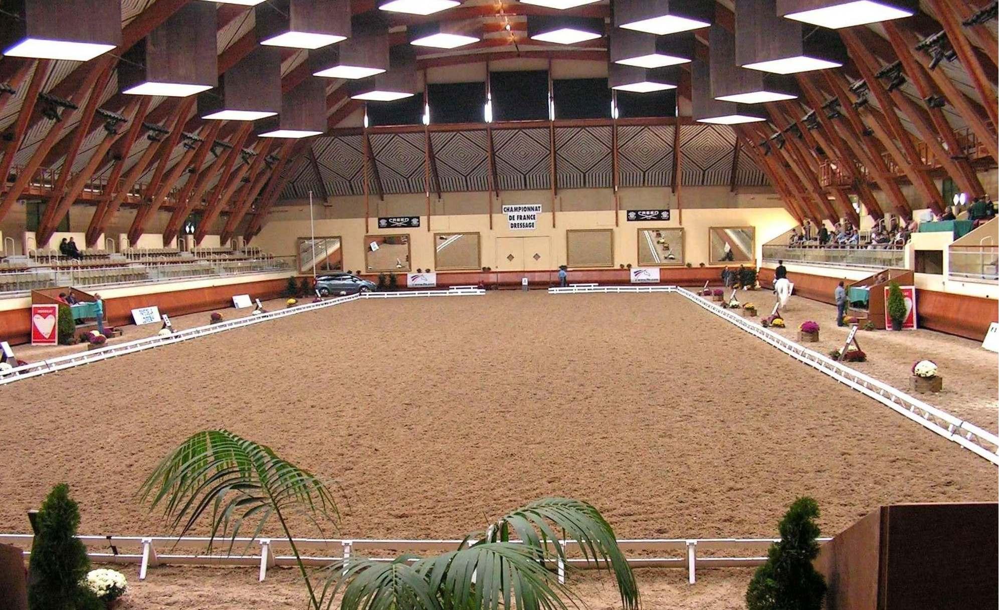 Centre Equestre De St Julien Les Villas