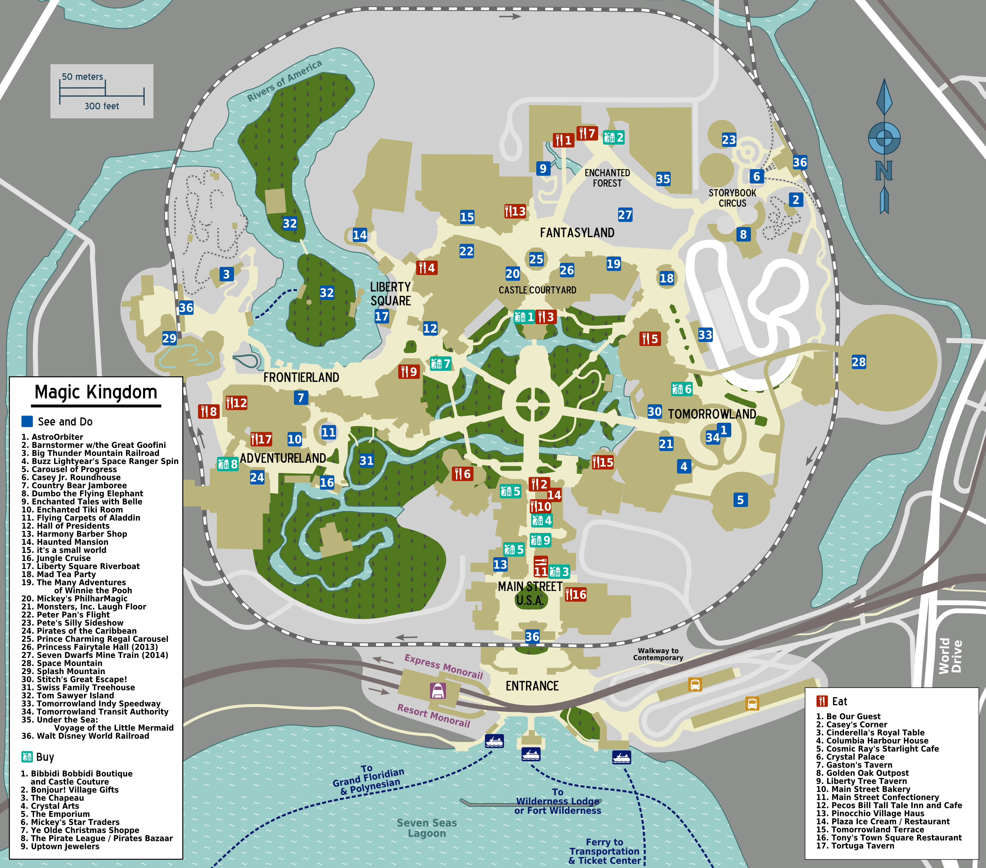 File:Map   Walt Disney World   Magic Kingdom.png